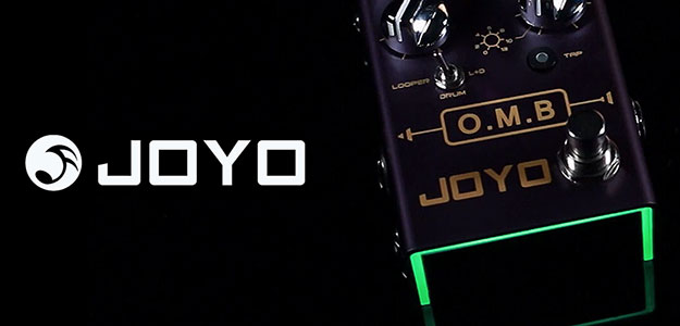 Looper oraz drum machine ze stajni Joyo