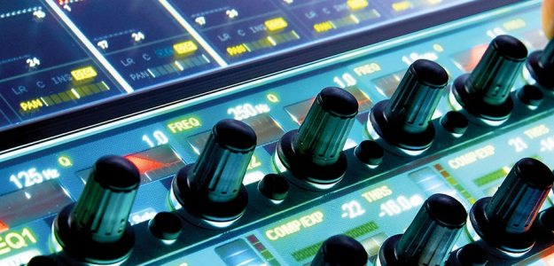 Soundcraft Vi1000 streamuje koncerty do sieci