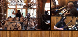 """Untethered Angle"": nowy singiel Dream Theater z Mikem Mangini"