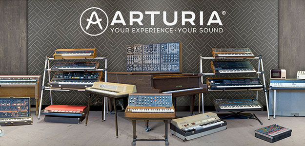 Arturia aktualizuje V Collection do wersji 6.2