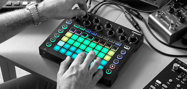 Kolejny update do Novation Circuit