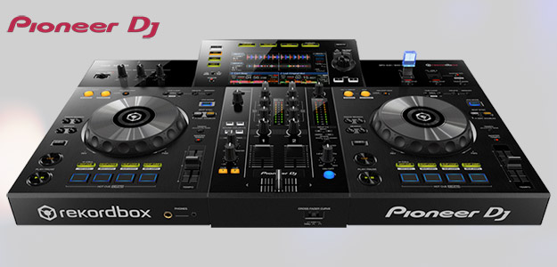 Nowy All-In-One Rekordbox od Pioneera - XDJ-RR