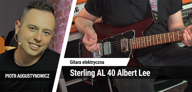 TEST: Sterling AL 40 Albert Lee