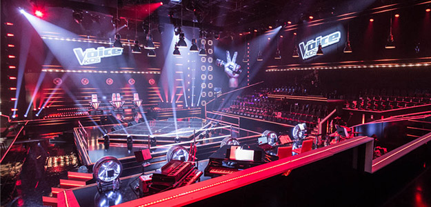 The Voice Kids realizowany na systemie dLive