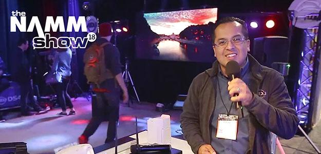 NAMM'18: Nowości American DJ i American Audio [VIDEO]