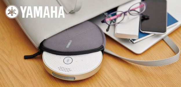 Yamaha pokazała speakerphone YVC-200
