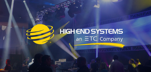 ETC zakupiła markę High End Systems