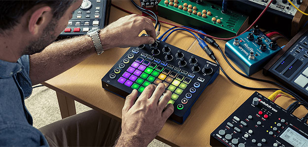 Novation aktualizuje firmware Circuita do wersji v1.8