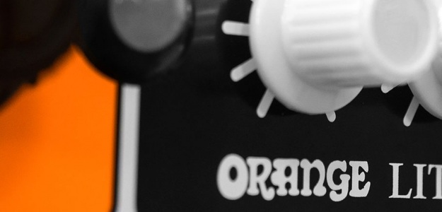 NAMM'20: Miniaturowy head basowy - Oto Orange Little Bass Thing