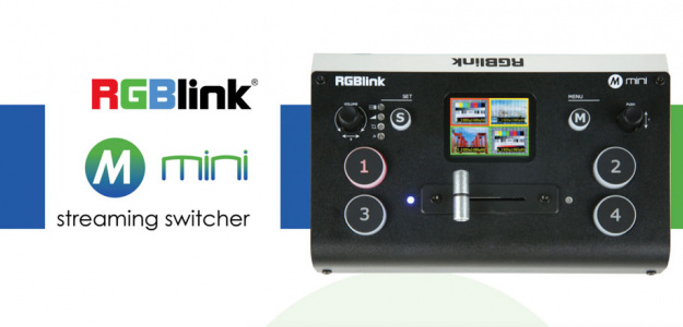 RGBlink MINI - Mikser do streamingu video teraz w super cenie