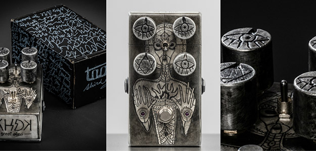 "KHDK ""Great Abyss Third Eye"" - overdrive dla basisty Tool"