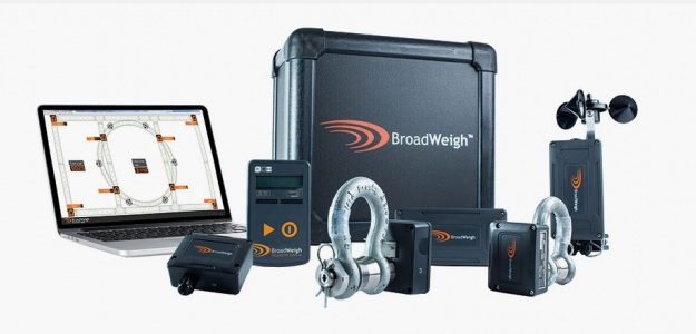 Broadweight Bluetooth - pomocnik w trakcie riggingu