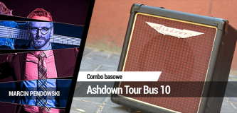 Combo basowe Ashdown Tour Bus 10