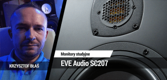 Monitory Eve Audio SC207