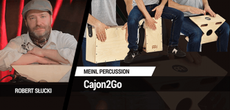 TEST: Cajony od Meinl Percussion [VIDEO]