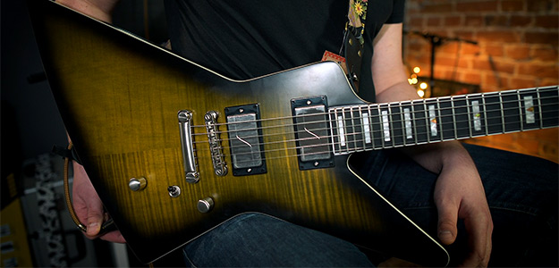 Test: Epiphone Prophecy Extura Yellow Tiger Aged Gloss
