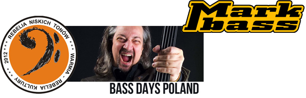 Markbass na Bass Days Poland 2012