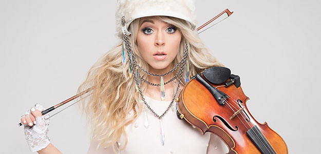 "Lindsey Stirling - ""Warmer in the Winter"" (recenzja)"