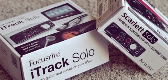 Test interfejsów Focusrite Solo - Legenda w wersjach pocket-size