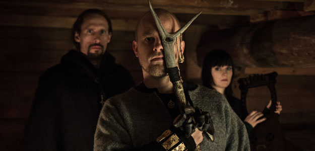 Wardruna prezentuje support