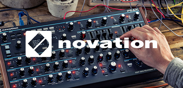 NOVATION BATTLE - Bitwa nie na żarty!