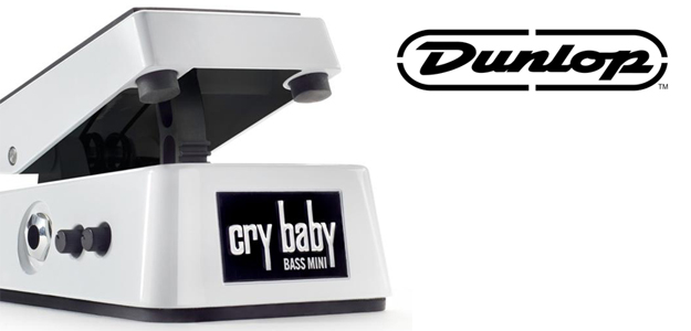 Dunlop CryBaby Bass Mini