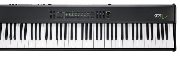 Ketron GP1 - nowe stage piano!