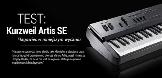 Test stage piana Kurzweil Artis SE