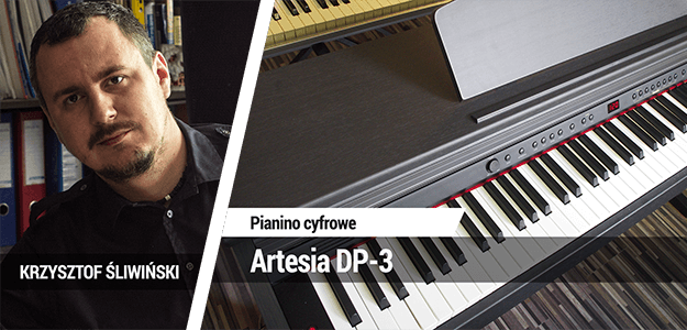 TEST: Artesia DP-3