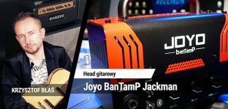 Head gitarowy Joyo BanTamP Jackman