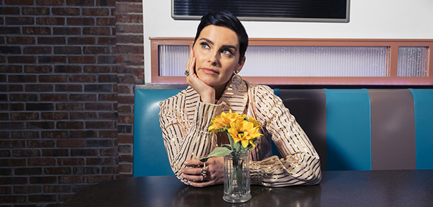 "RECENZJA: Nelly Furtado - ""The Ride"""