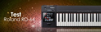 "Roland RD-64: Stage piano w wersji ""mini"""