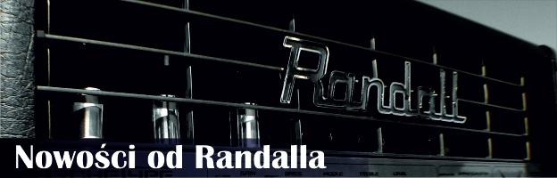 Nowe wzmacniacze Randall