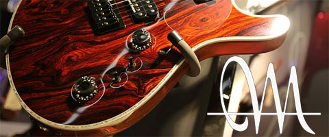 MESSE11: Mayones Guitars na targach - RAPORT