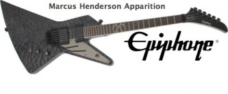 Test - Epiphone Marcus Henderson Apparition