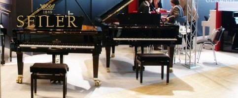 MESSE2012: SEILER PIANO - VIDEO!