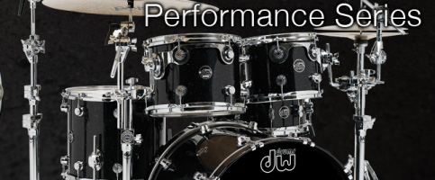 Performance: nowa seria DW Drums