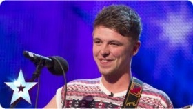 Jordan O'Keefe sings One Direction's 'Little Things' - Week 2 Auditions | Britain's Got Talent 2013