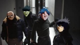 The Lenz featuring Gorillaz