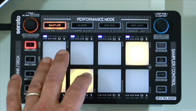 Reloop Neon Drumpad Controller For Serato DJ Talkthrough