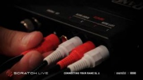 Connecting Your Rane SL 2 for Serato Scratch Live
