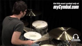 Paiste Giant Beat Cymbal Set - Played by Patrick Keeler (GiantBeat-1022714SETB)