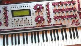Alesis Andromeda Analog Synthesizer Ecstasy