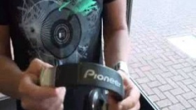 Pioneer HDJ-2000 headphones review BPM 2008