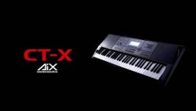 New CT-X portable keyboard series from CASIO - out now!