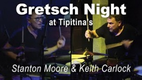 "Gretsch Night Playing ""Tchefunkta"" feat. Keith Carlock 