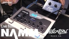 BluGuitar at NAMM 2017
