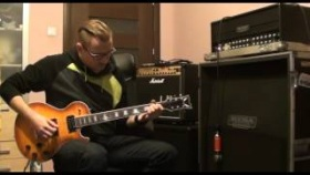 Dean Thoroughbred Deluxe Trans Amber - Test w Infomusic.pl