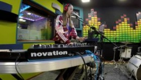 Martyna Kubicz (MIN t) o Novation Ultranova, Bass Station II i Scarlett 18i20