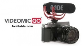 Introducing the VideoMic GO - Clear, directional audio on the GO!